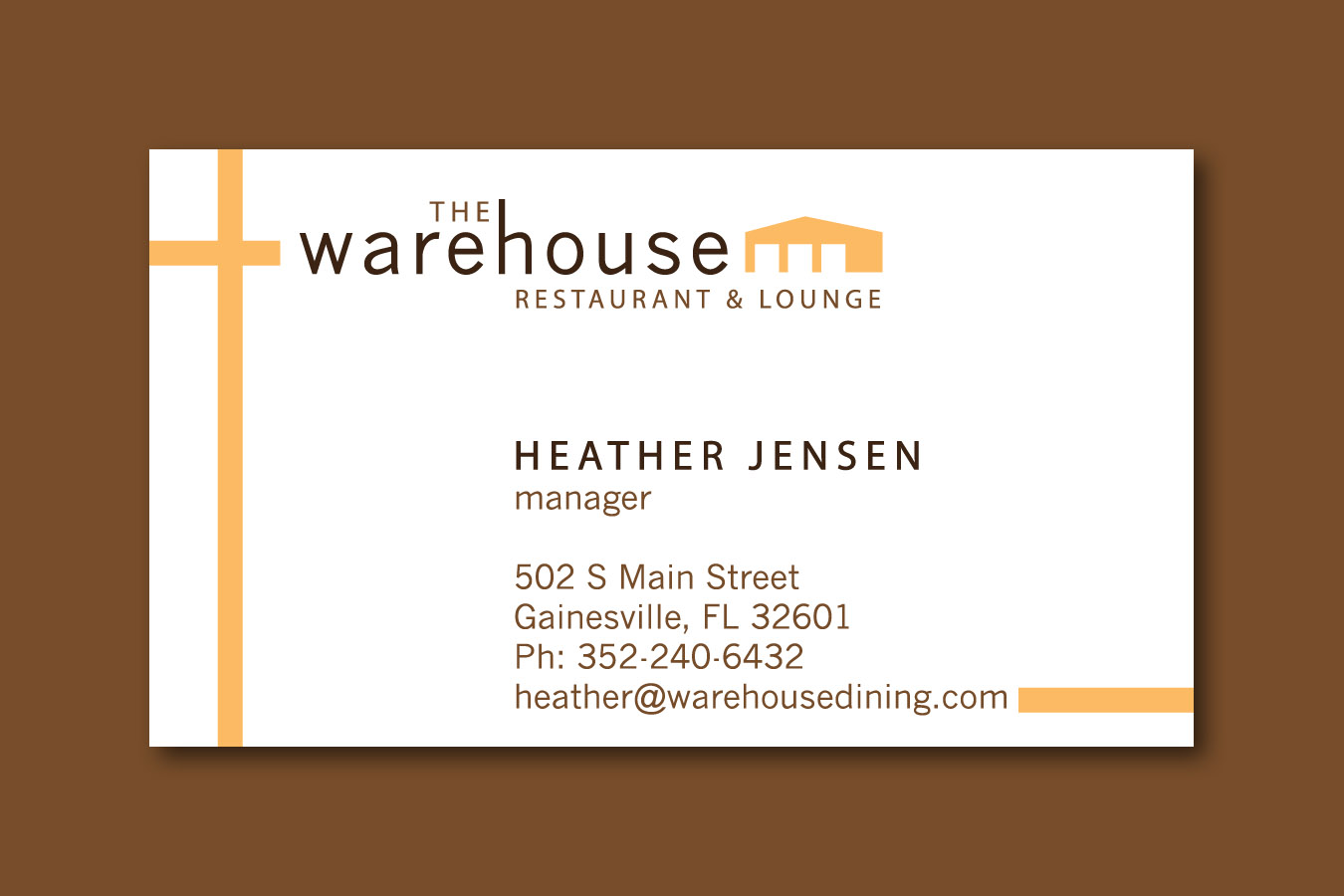 Charming Business Card Actual Size Photos - Business Card Ideas ...