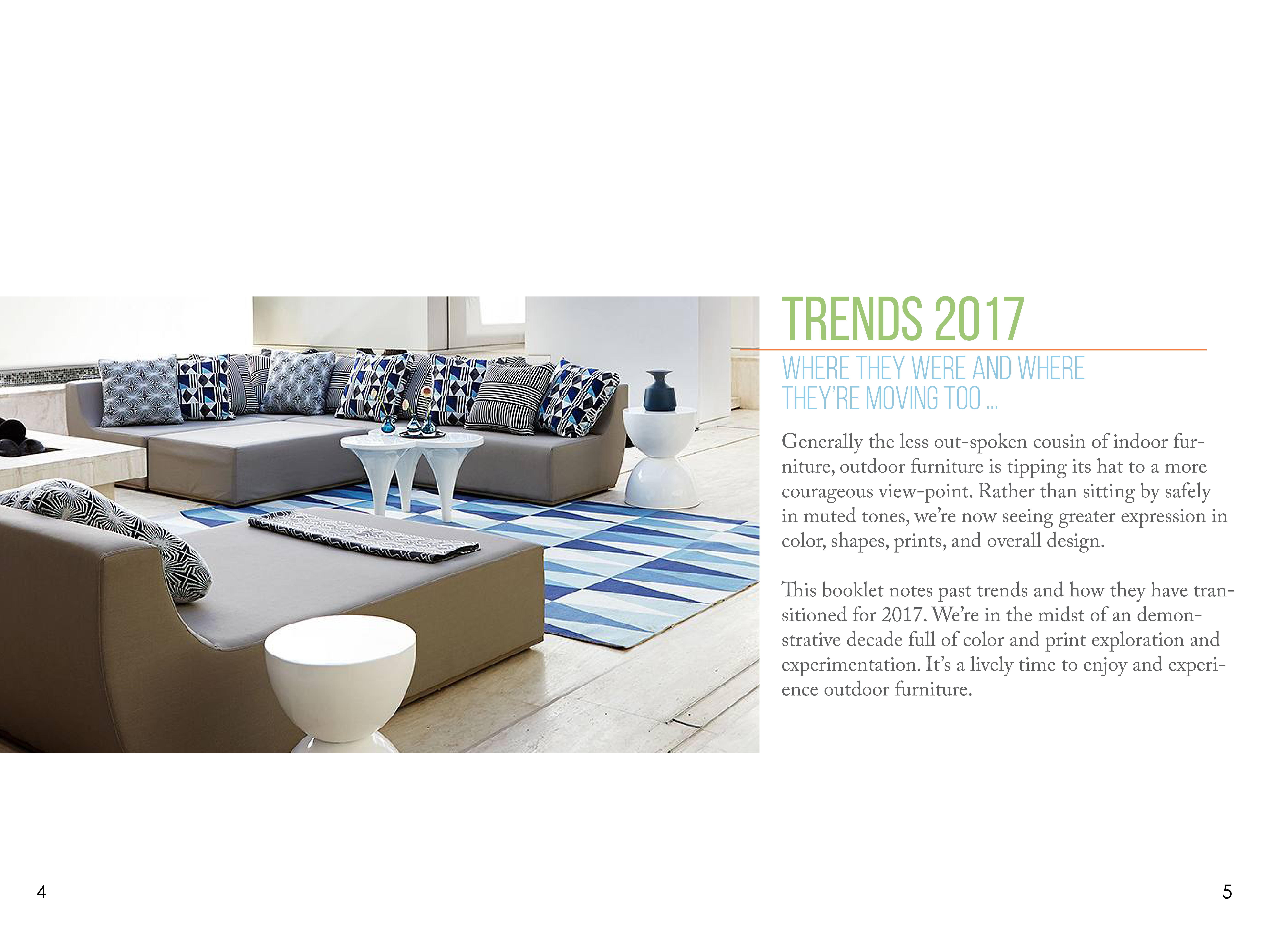 Living Room Furniture Trends 2017