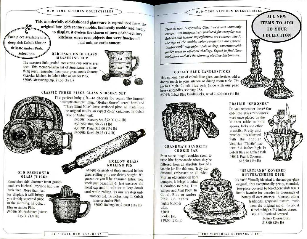 the victorian cupboard catalogue by andi jompole at coroflot com old time kitchen collectibles several pages from volume v of the victorian cupboard catalogue black and white hand stippled illustrations