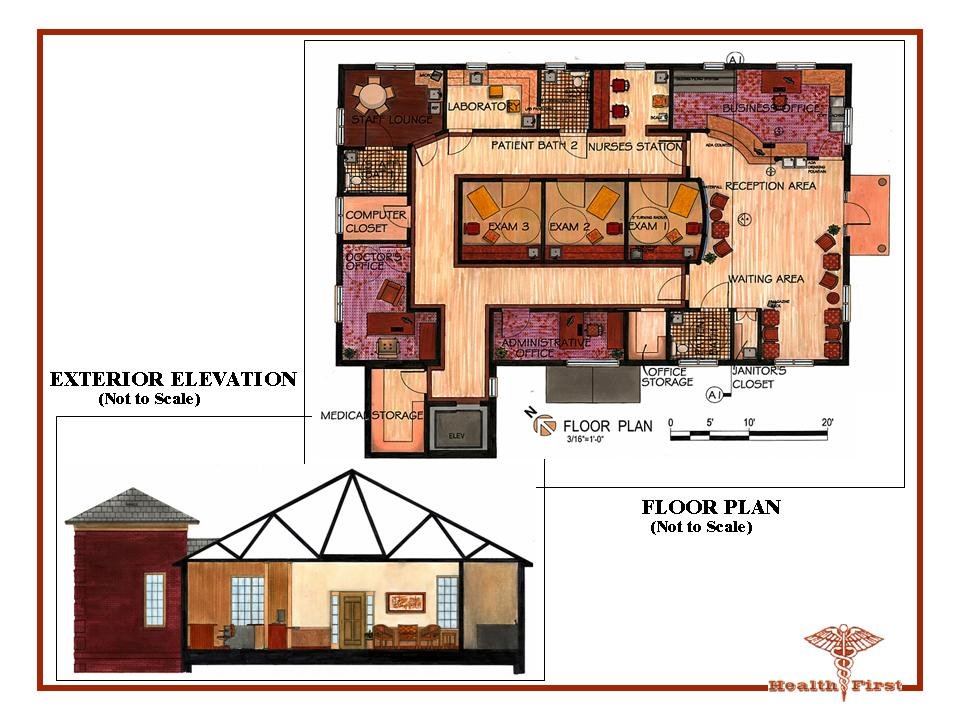 Floor Plan Micro Winery likewise Ebe077a284bf168d Small Office Building Plans as well Designs To Draw moreover 217739 besides 221128. on chiropractic building floor plans