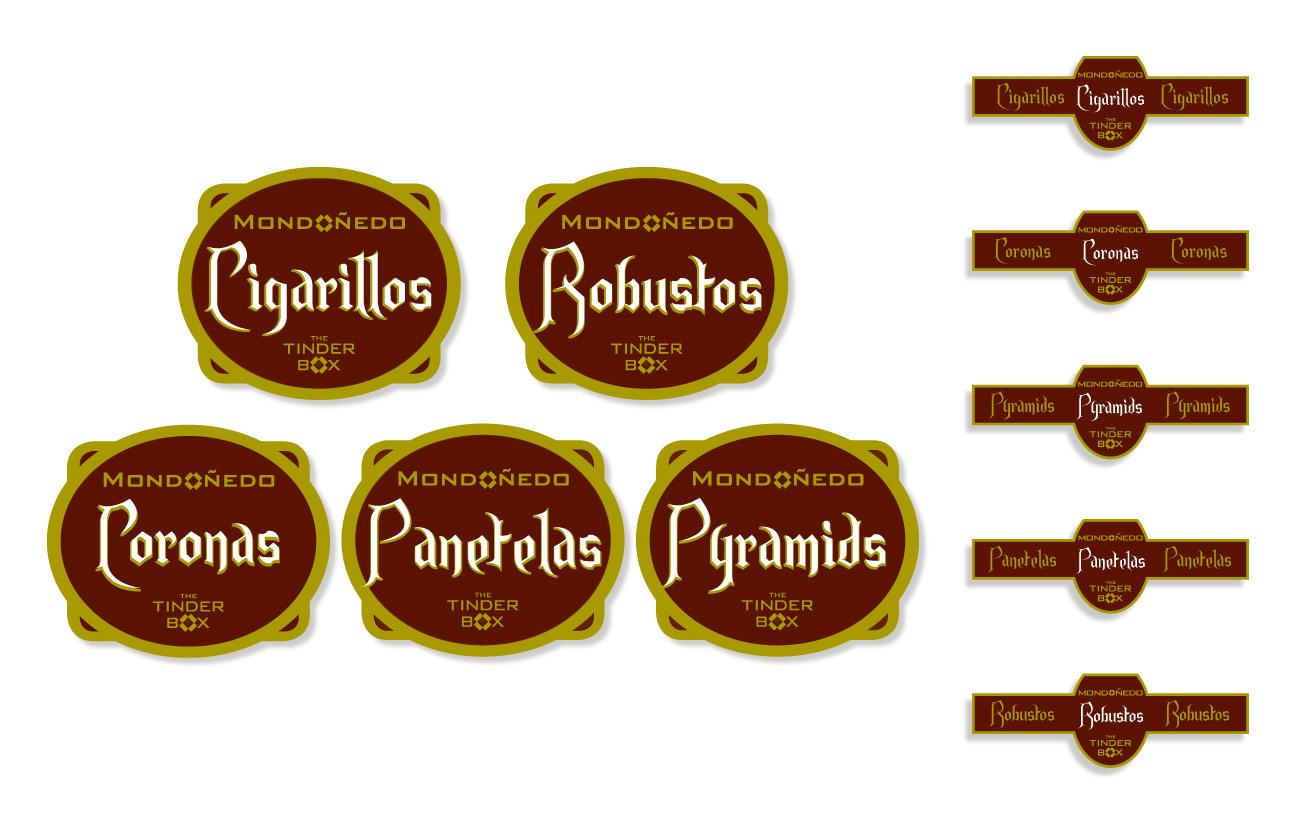 Cigar Labels Bigking Keywords And Pictures