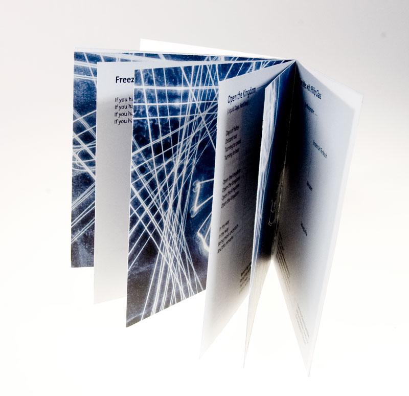 Philip Glass (CD-cover) by Magnus Andersen at Coroflot.com