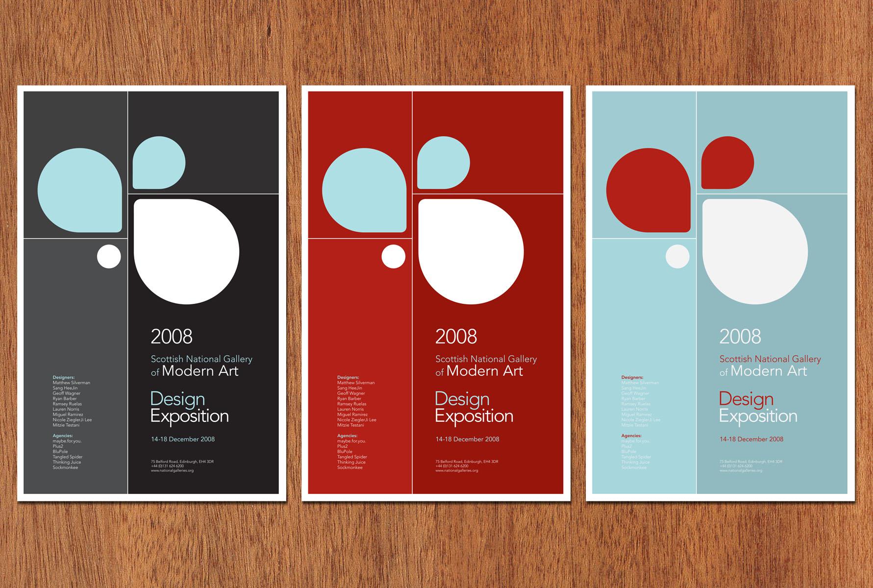 Poster design gallery - Poster Design Study