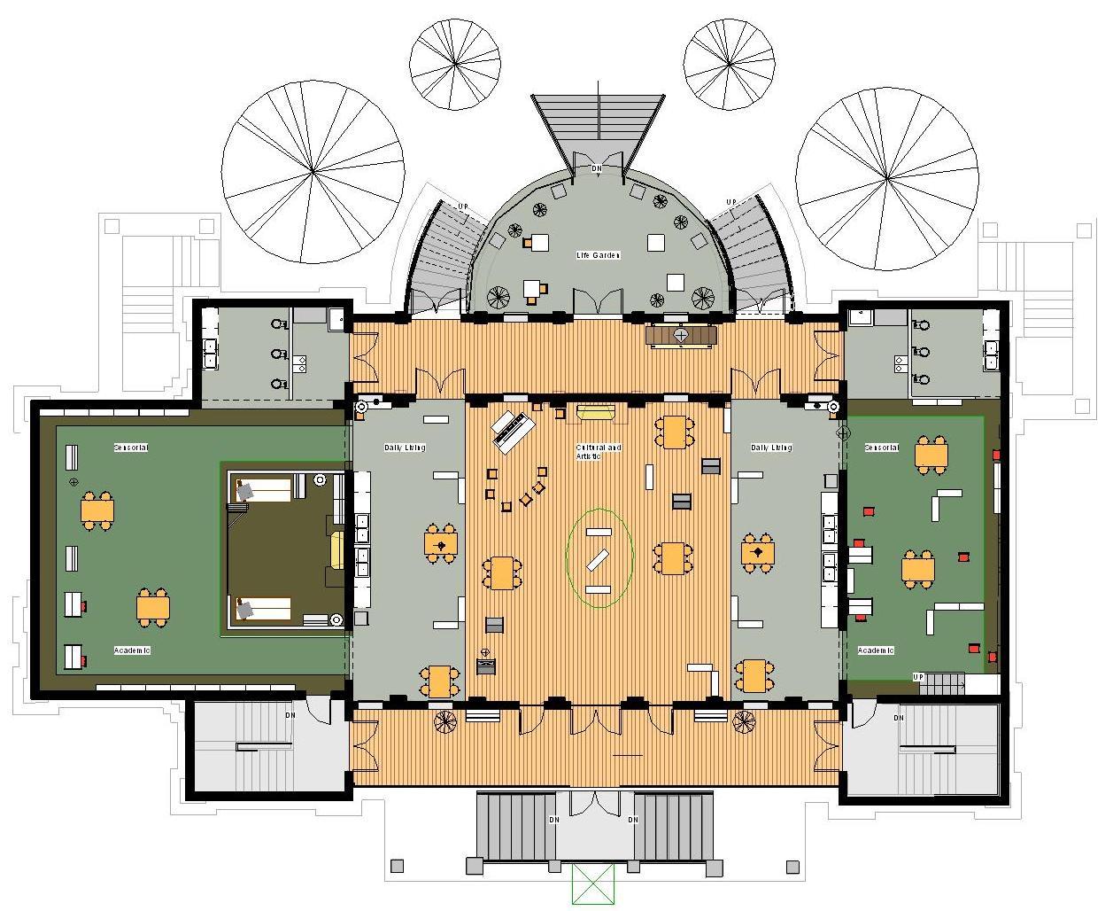 Montessori Classroom Floor Plan Pics Download