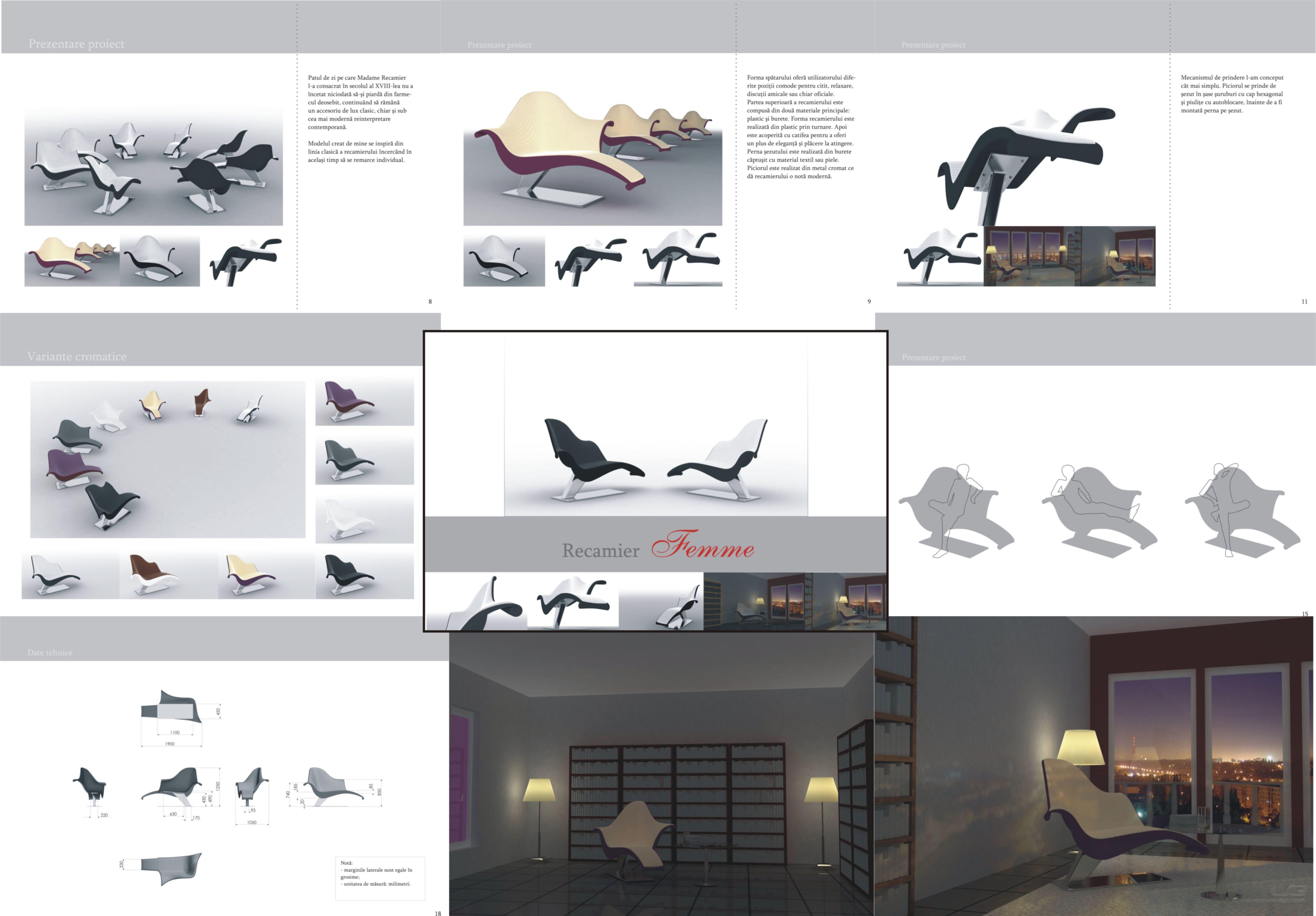 Design Portfolio By Popescu Sabin At