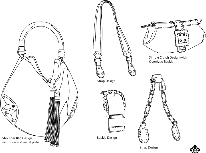 Ladies Fashion Product Designs By Carol Yu Wai Tsang At