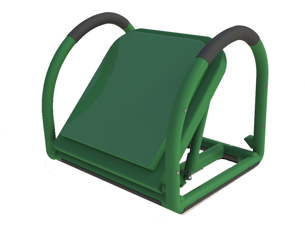 easykneel garden kneeler by andrew castle at