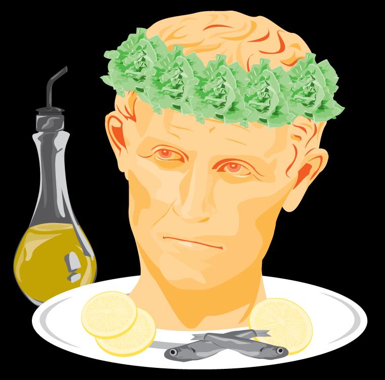 La máscara para los cabellos de la miel y el aceite de oliva con el coñac
