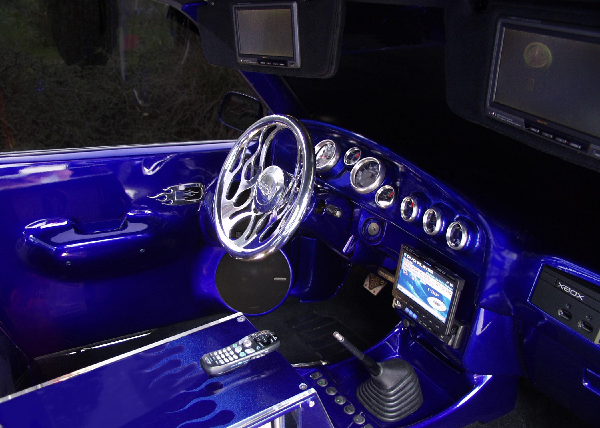 Custom Truck Interior Design Instainteriordesignus