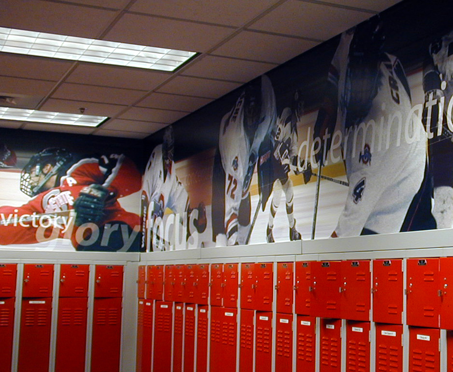 osu hockey locker room by erin jeffries at coroflot com h favorite