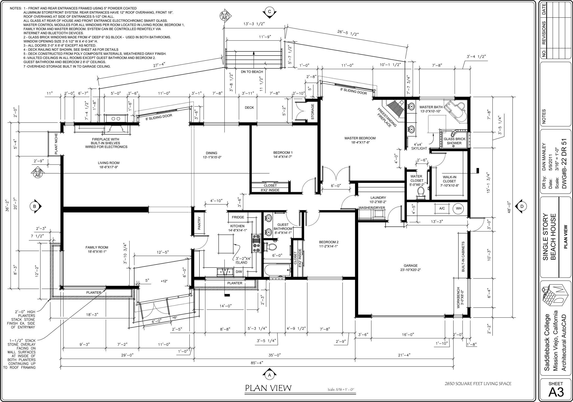 For more work examples please visit my site by daniel for House plan cad file