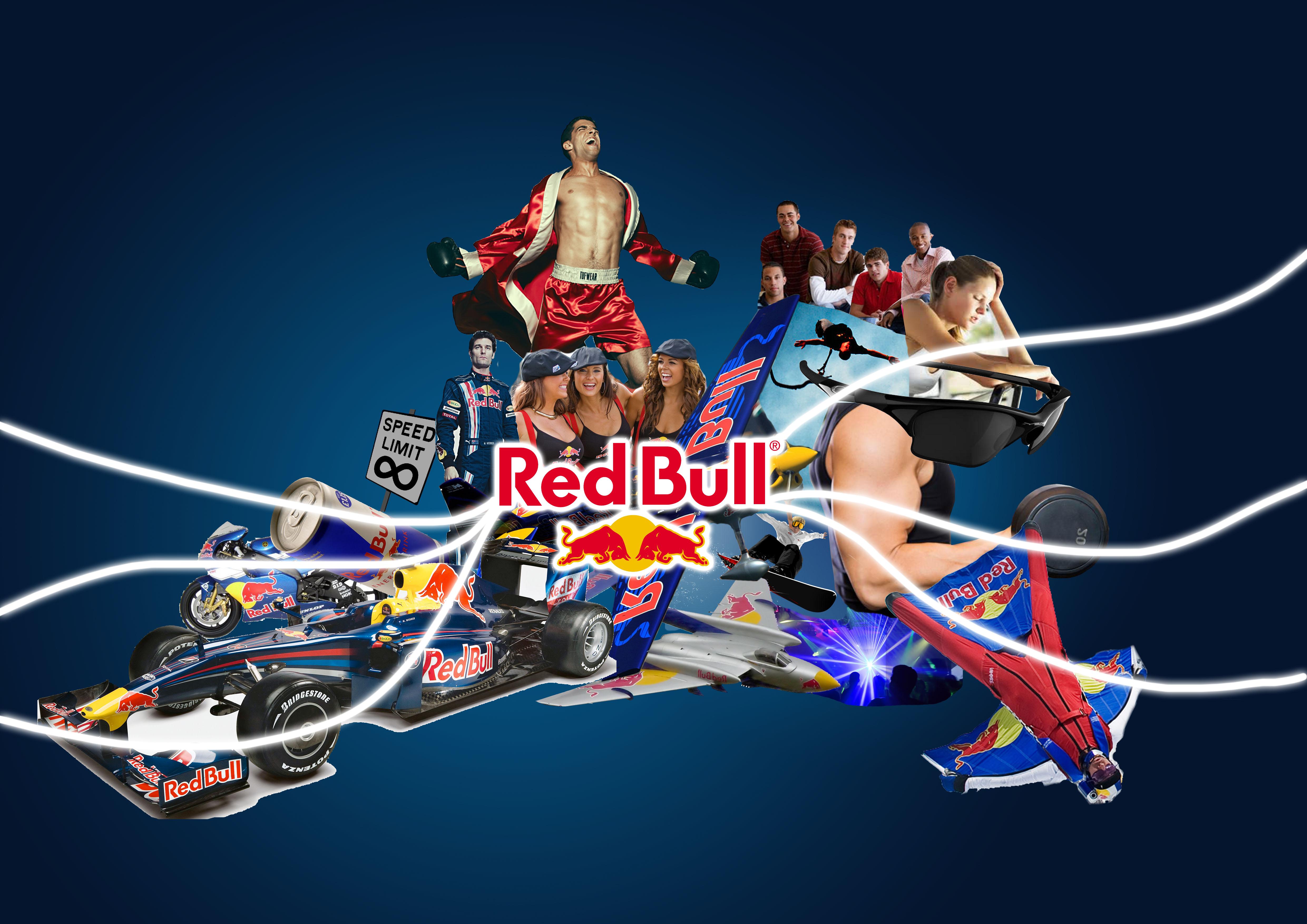 Red Bull Semantics by Richard Pearce at Coroflot.com