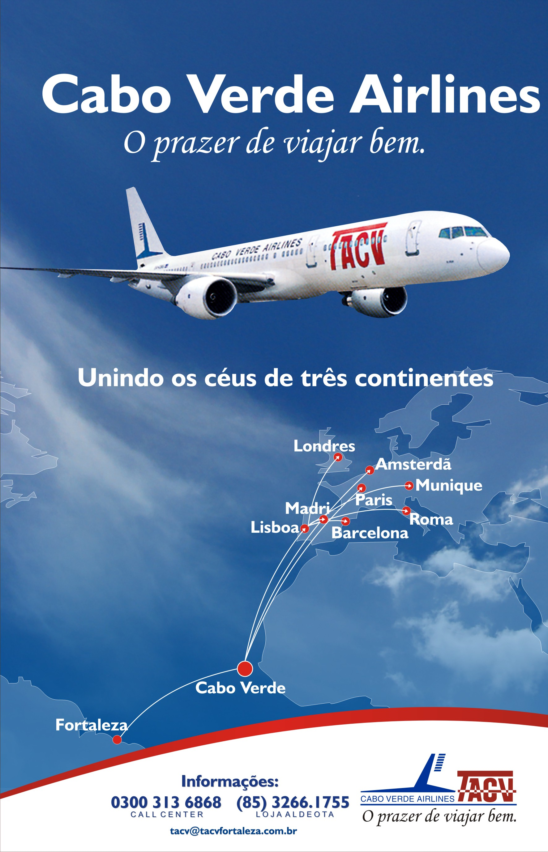 Poster design using corel draw - Poster 0 9 X 1 4m Tacv Year 2008 Client Tacv Cabo Verde Airlines Design Development Marina Braga Tolls Corel Draw And Adobe Photoshop