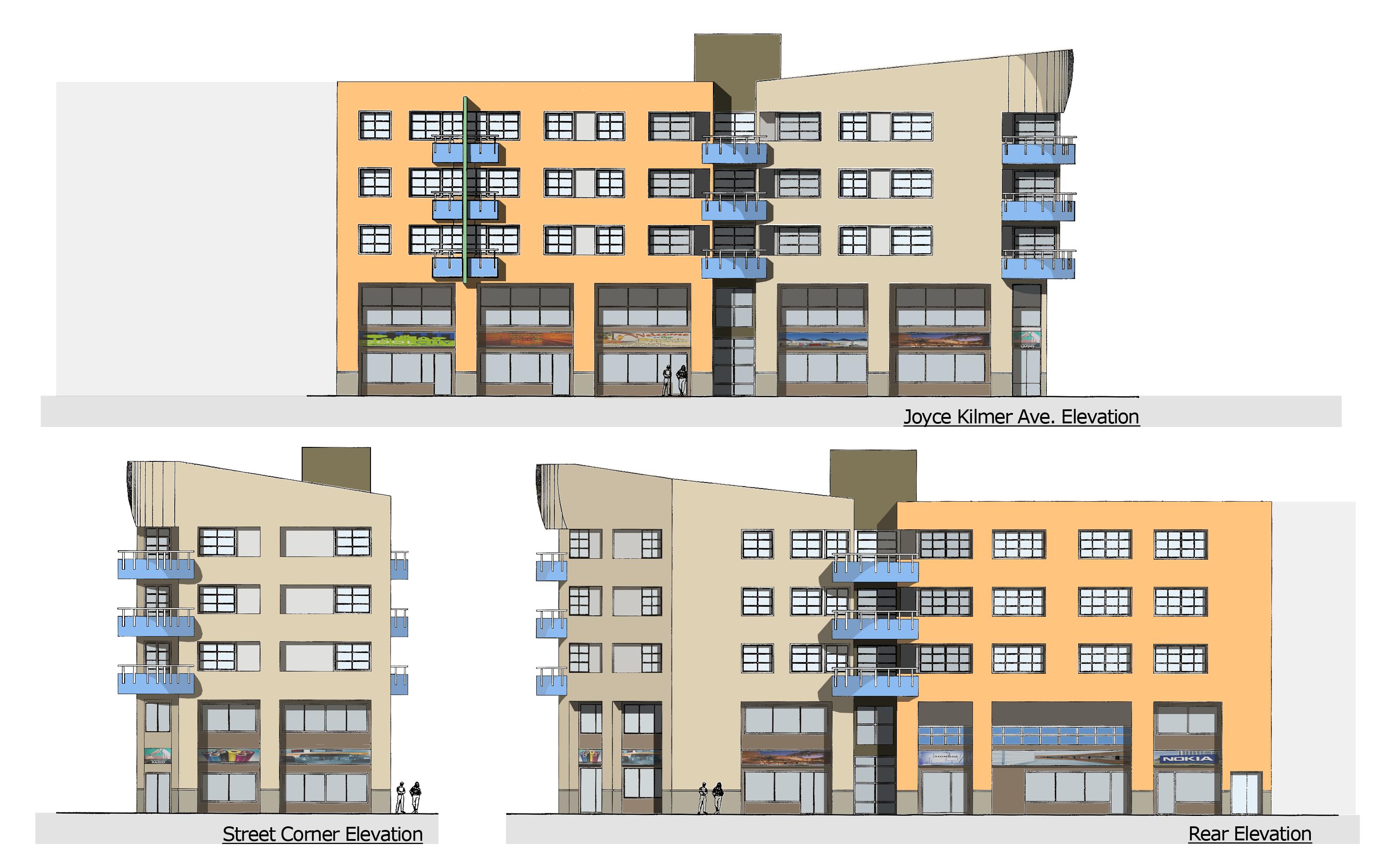 Ground Floor Elevation Jersey : Elevations new buildings ground floor joy studio design