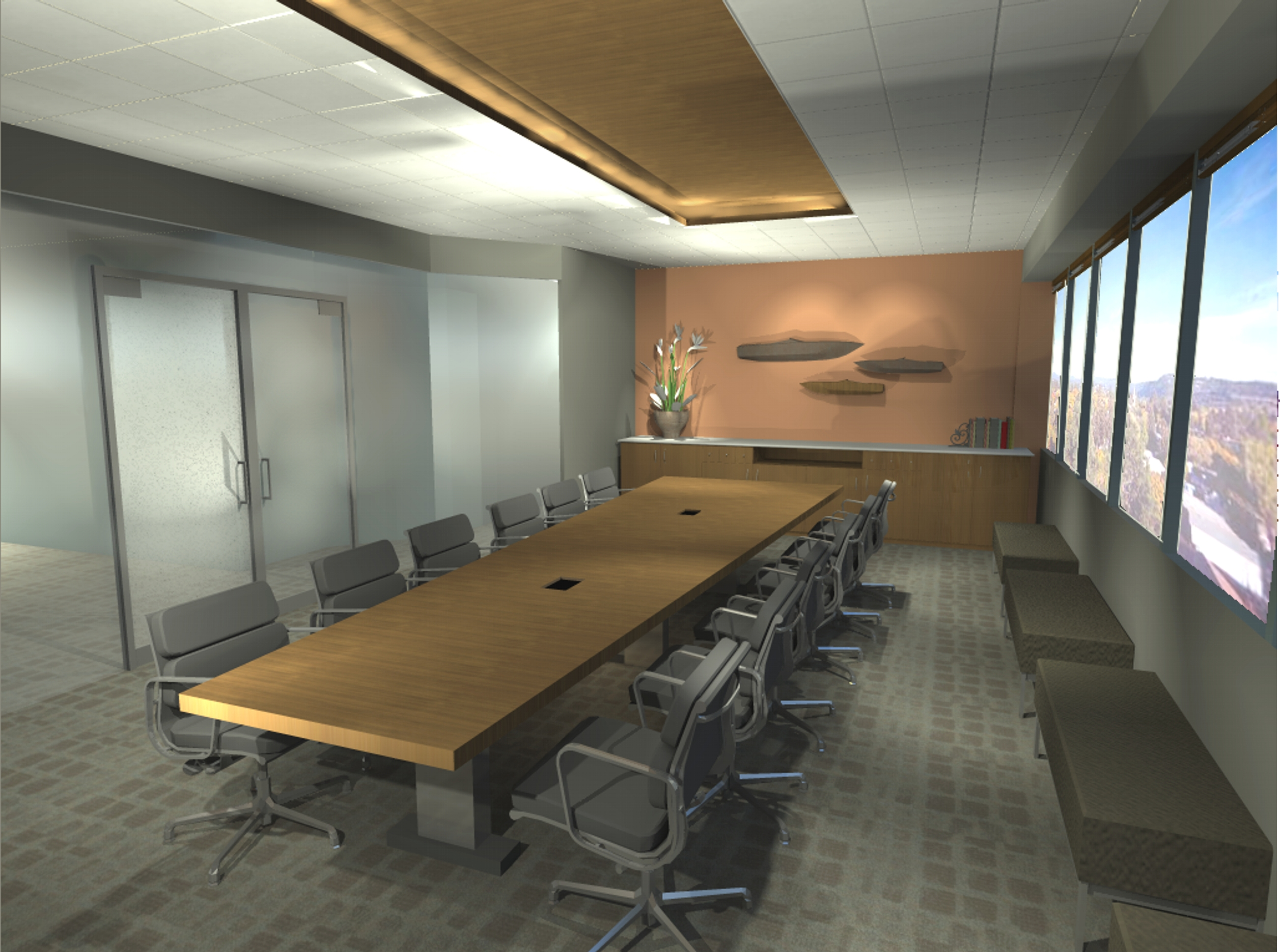 Office design by amy moses at for Office new design