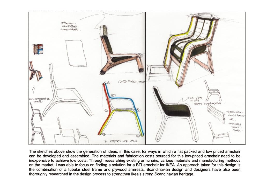 Furniture Design Sketch : Furniture Design Drawing - Osbell.com