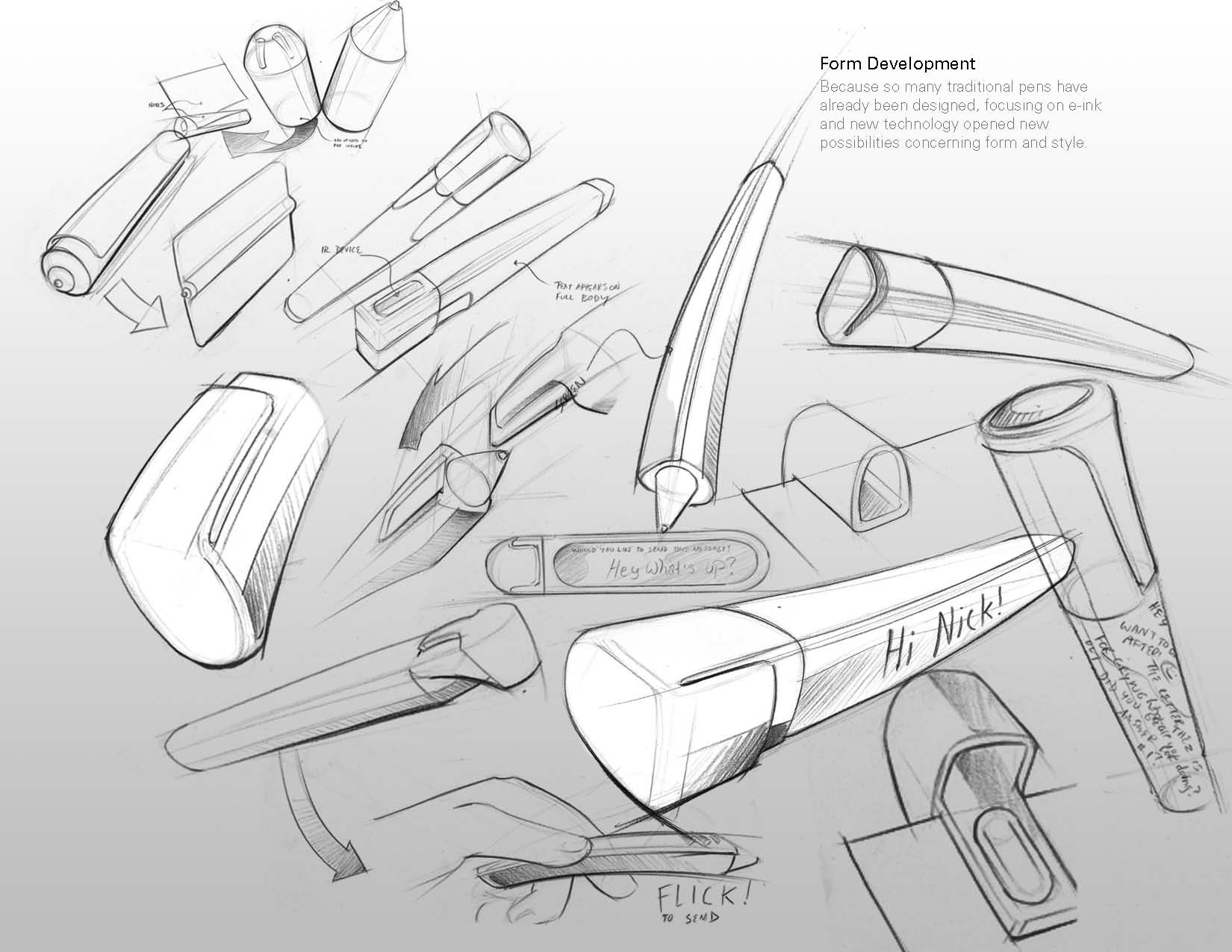 Object Sketching: Ideation/Illustration