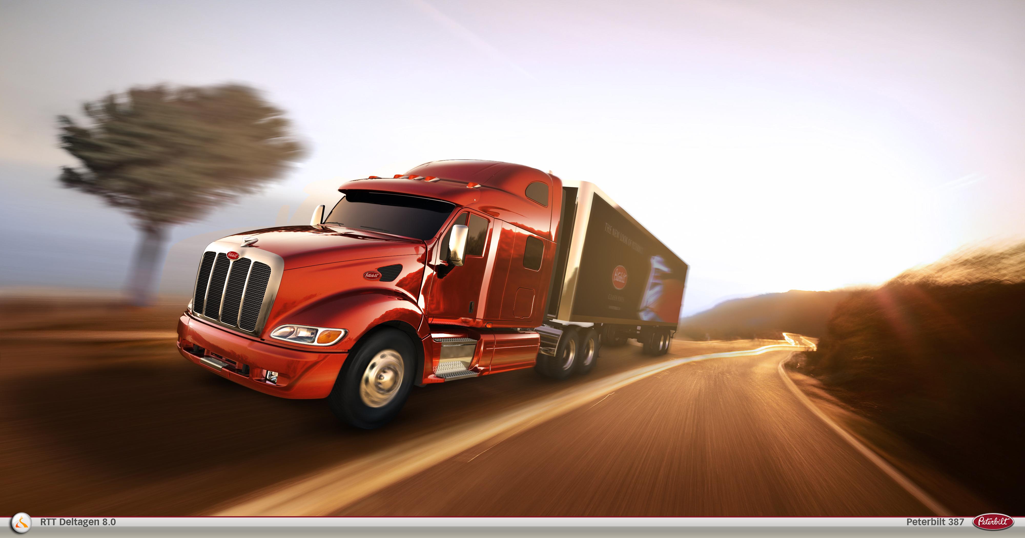 Peterbilt 379 17 wallpaper peterbilt trucks buses wallpaper
