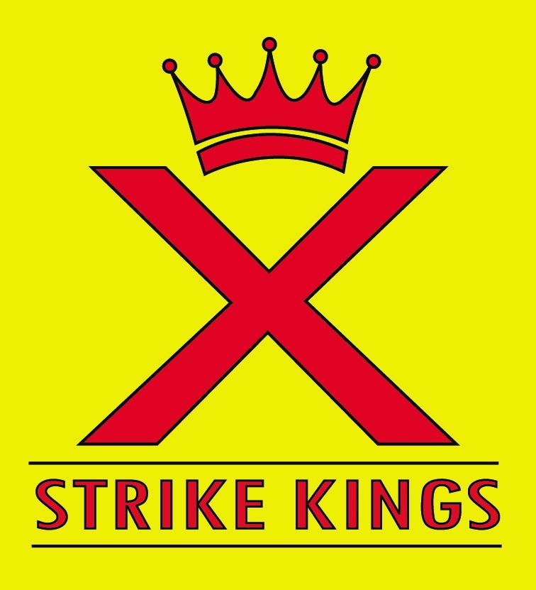 Strike King Logo Strike Kings Bowling Team i