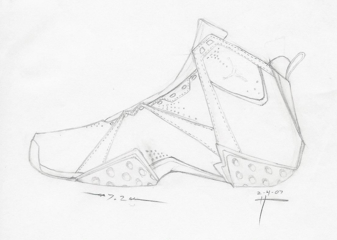 Jordan 13 Shoes Drawing Jordan Shoes For Girl Coloring