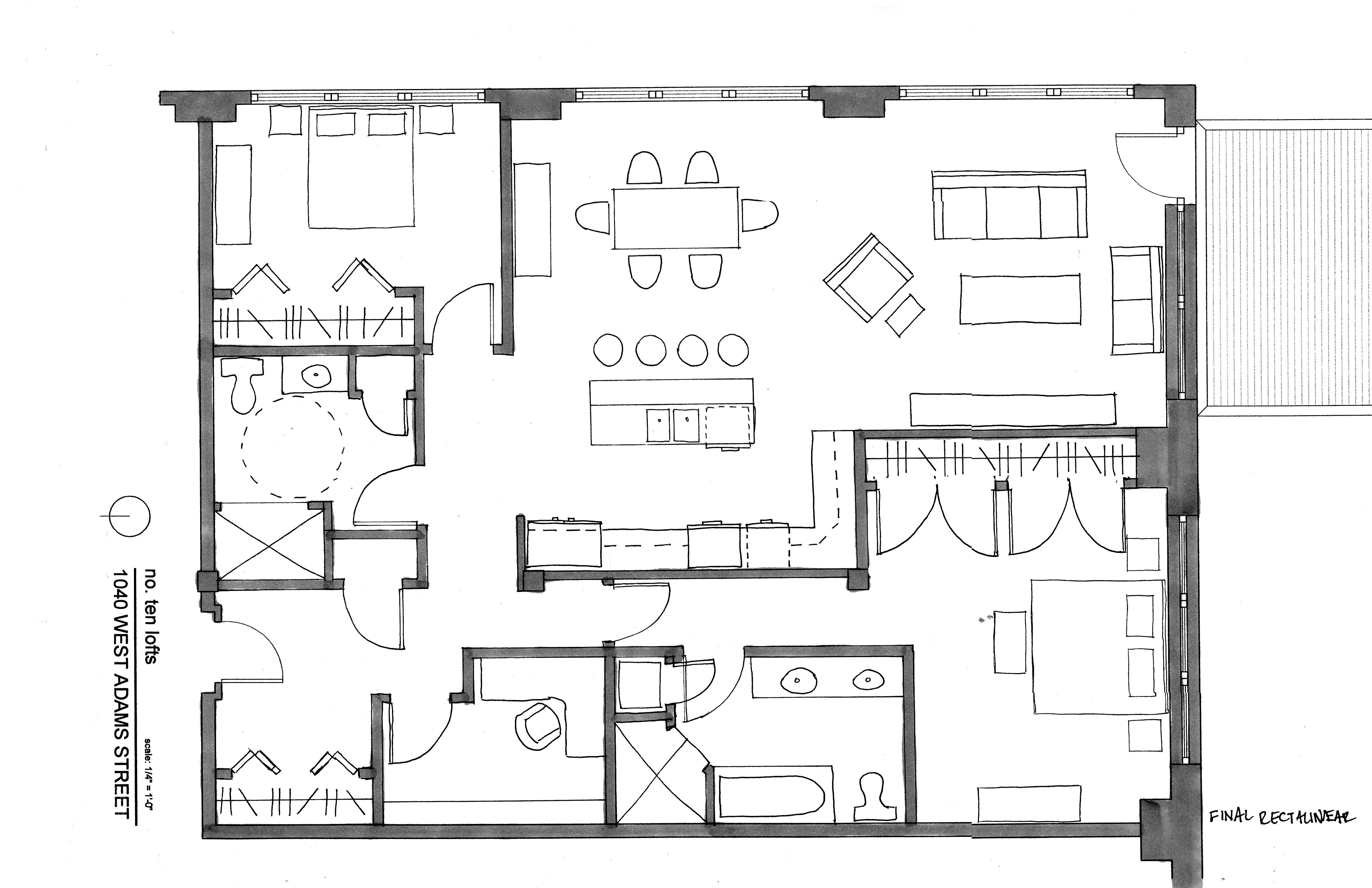 Accessible bathroom floor plans wood floors for Accessible bathroom floor plans