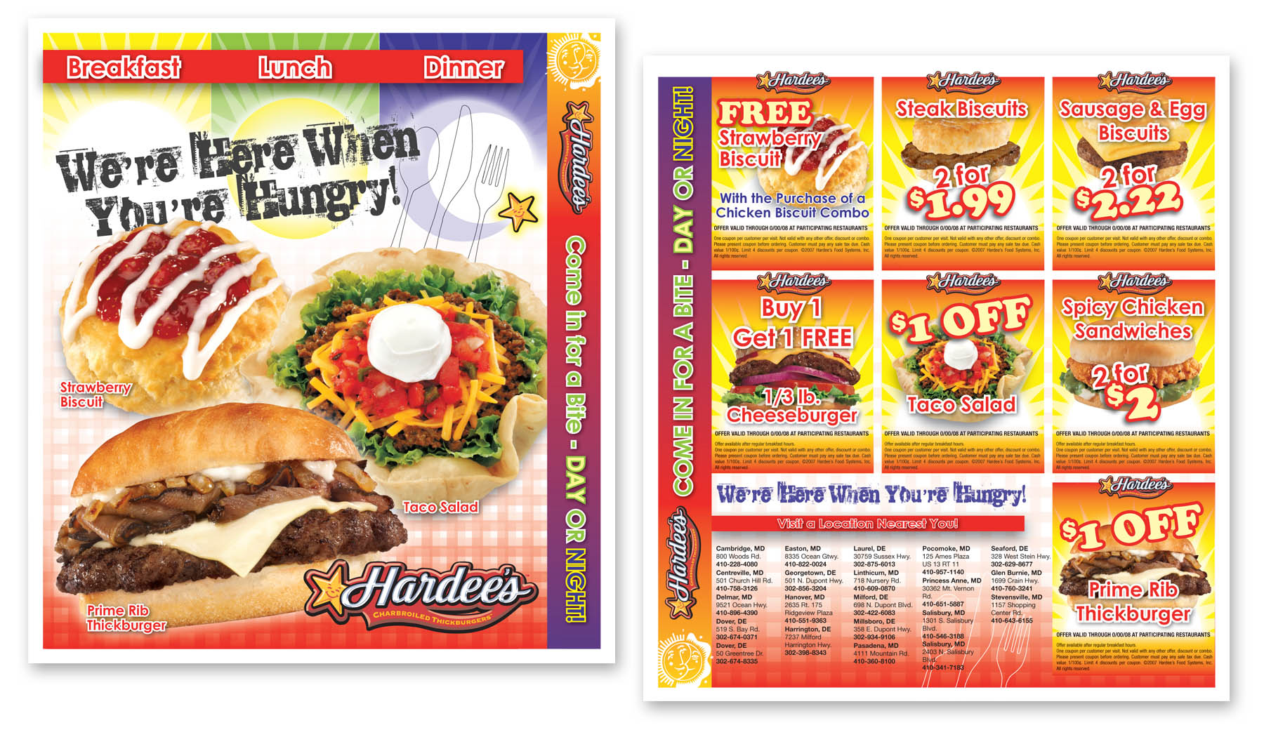 This is a picture of Insane Hardees Coupons Printable