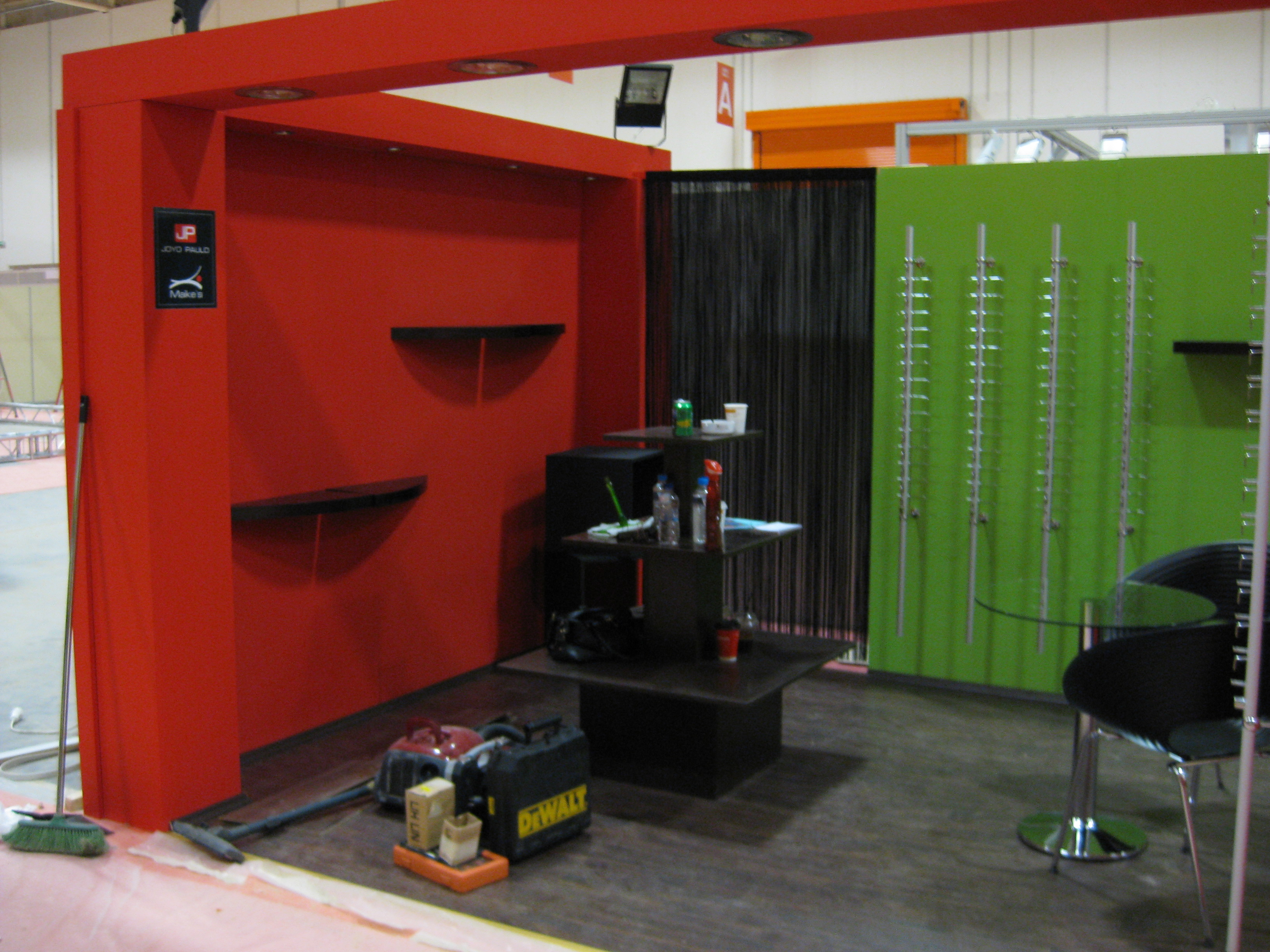 Exhibition Stall Measurements : Exhibition stall by octagon design at coroflot