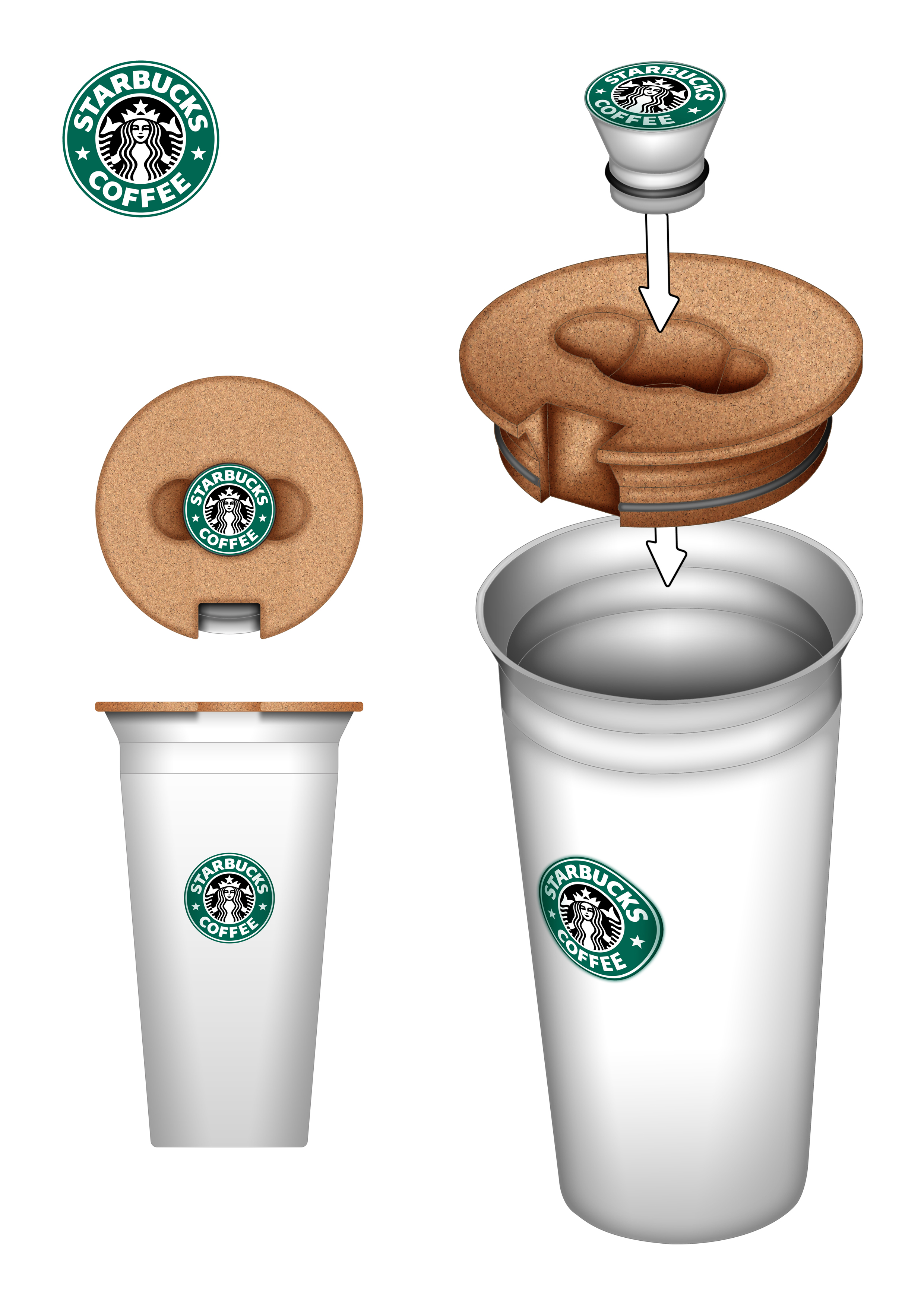 starbucks coffee From a perfectly pulled espresso to a licensed store, starbucks® branded solutions offers premium solutions and brands to help your business succeed.