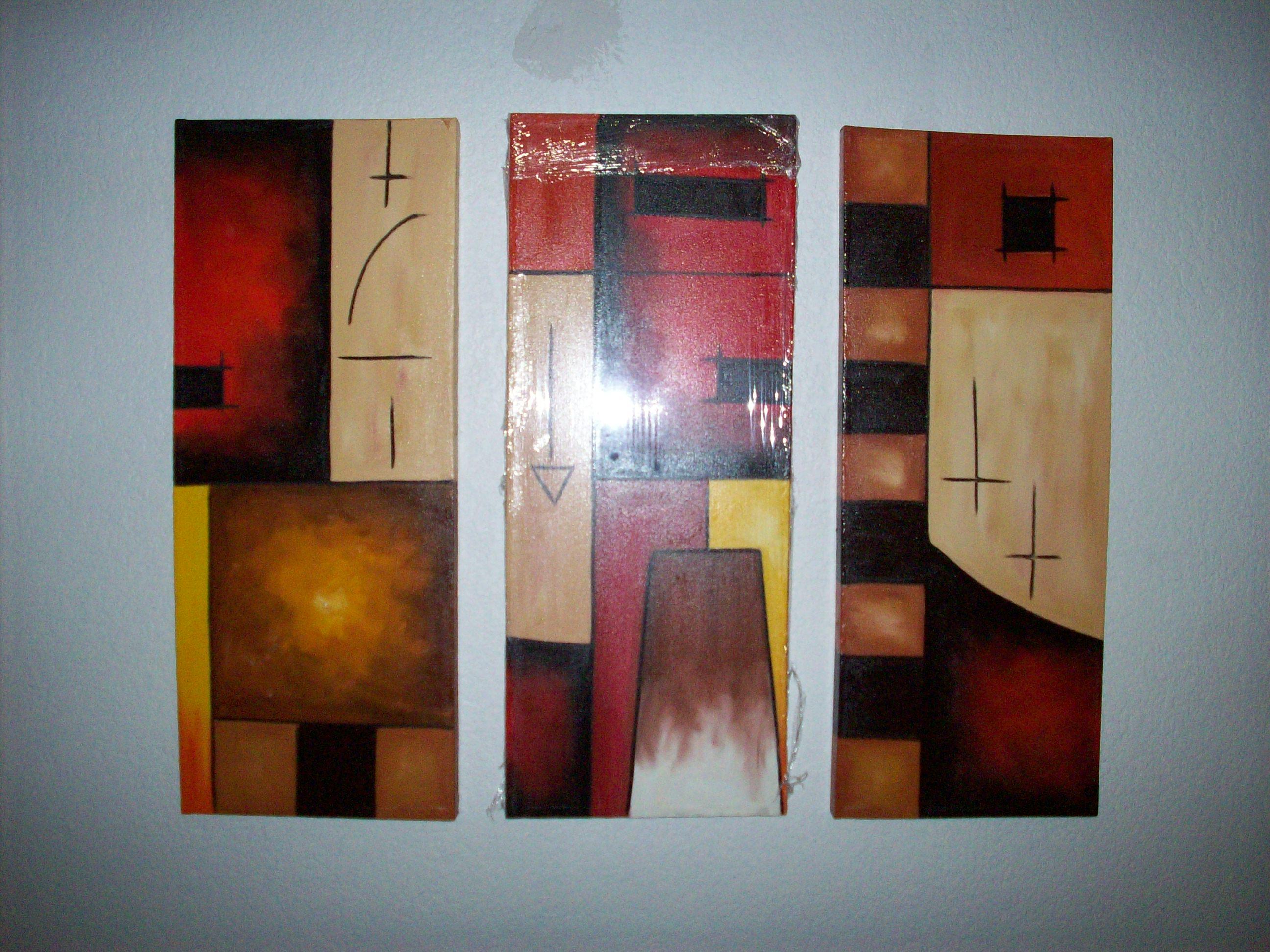 Cuadros al oleo modernos abstractos minimalistas y elegantes pelauts car interior design - Cuadros abstractos minimalistas ...