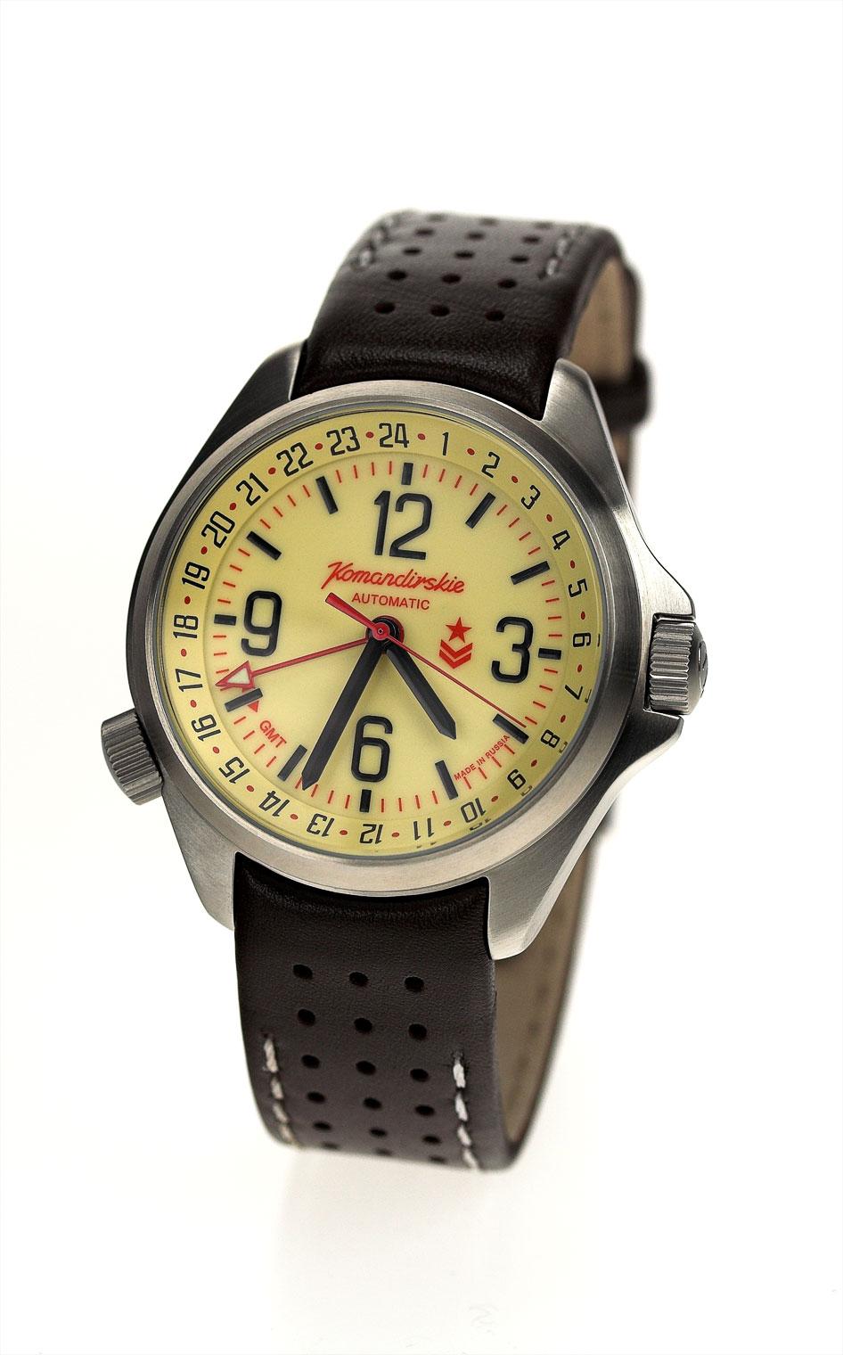 Командирские часы к-34 | Часы командирские