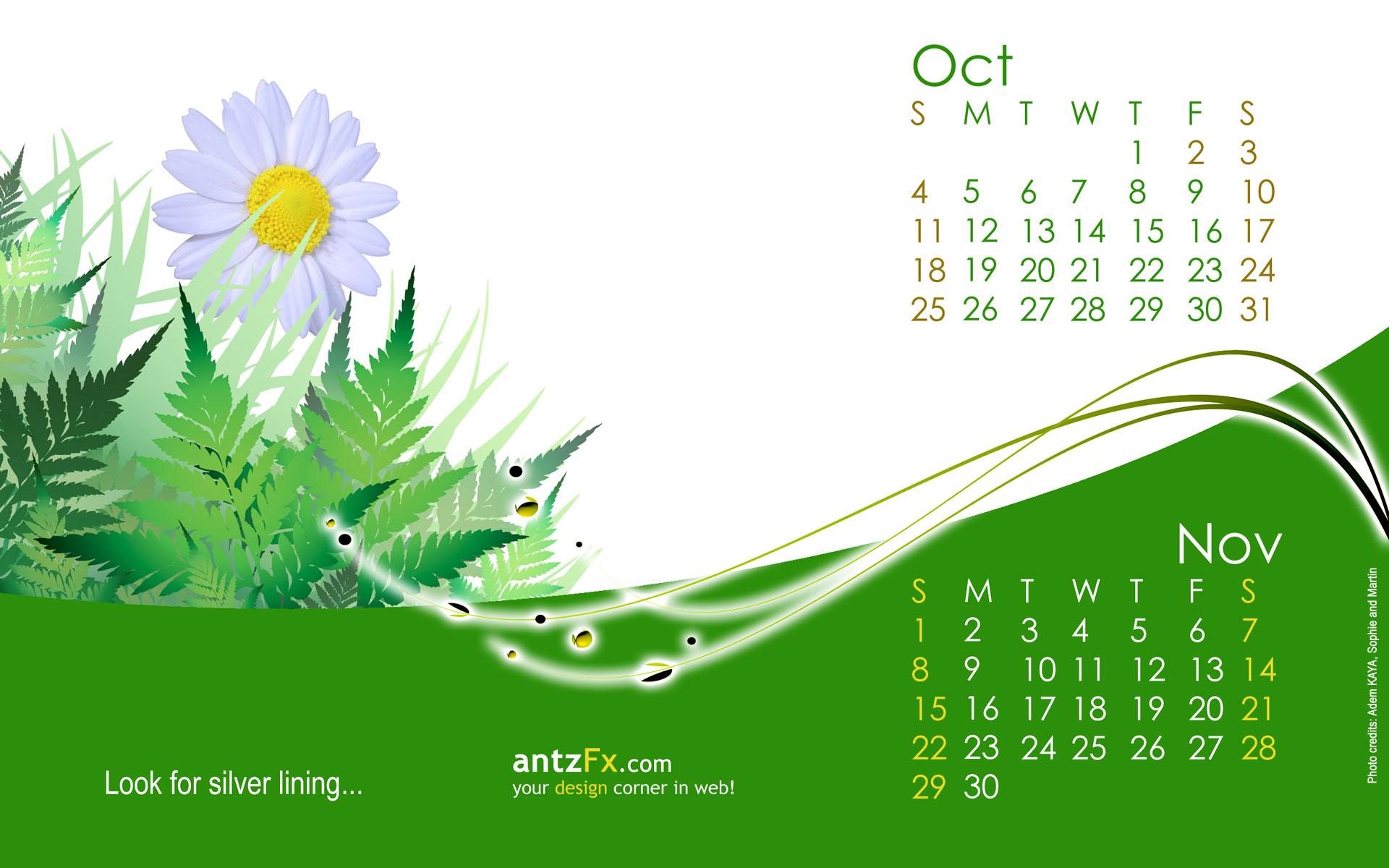 Calendar Background Design : Calendar by anas k a at coroflot