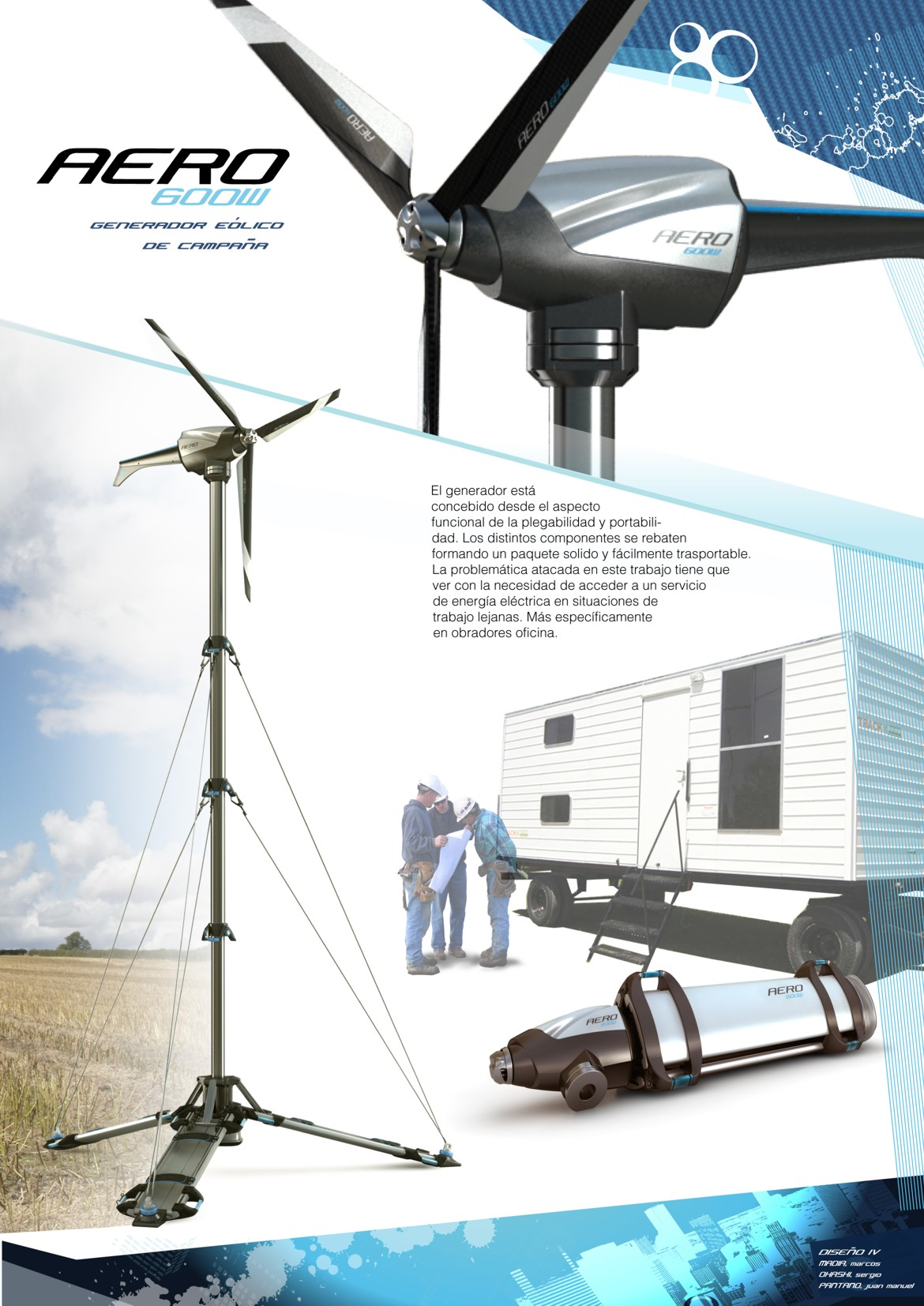 Wind Power Portable Wind Power