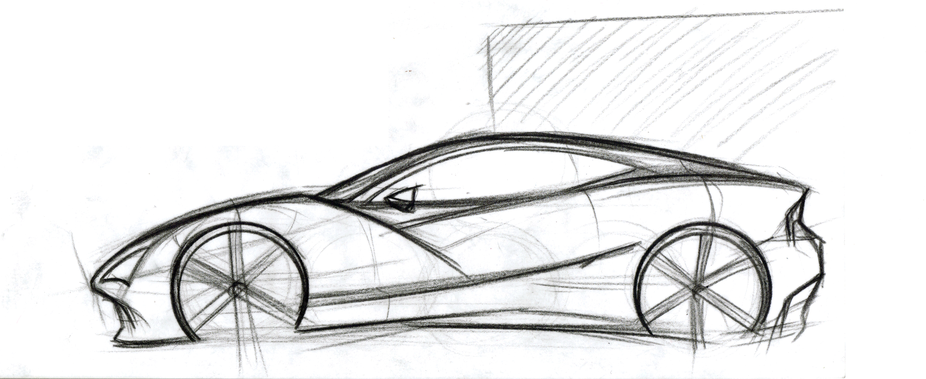 Swaroop Roy | HOT SKETCHES | Pinterest | Car sketch and Sketches
