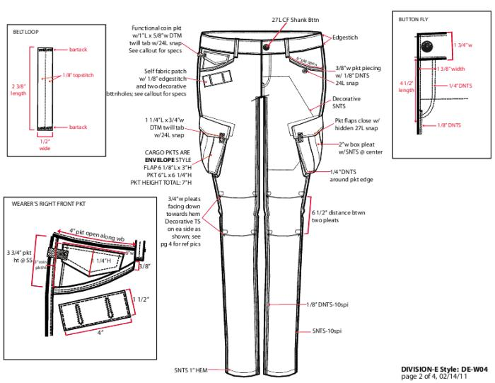 womens cargo pants tech pack by kali jervis at coroflot com