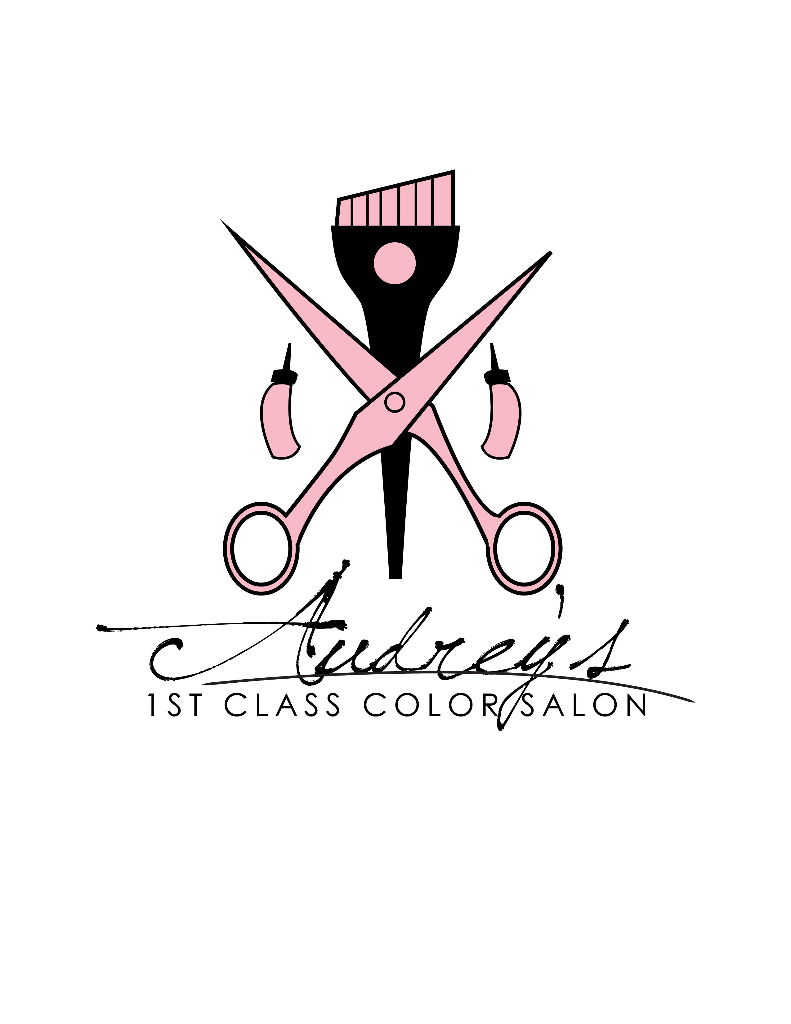 the gallery for gt hair logo inspiration