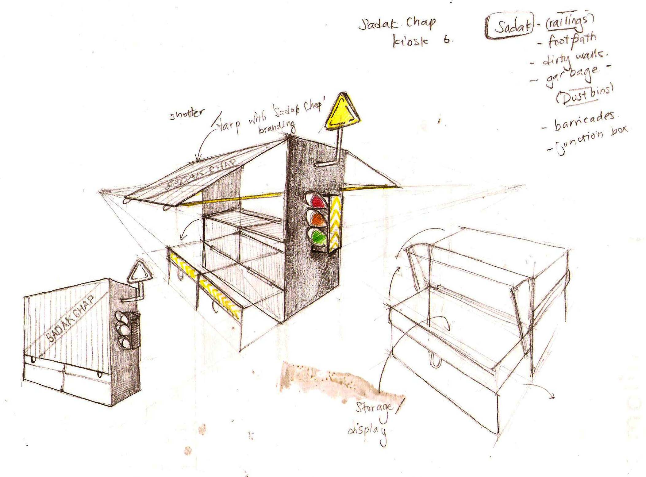 Kiosks design ideas images for Architecture kiosk design