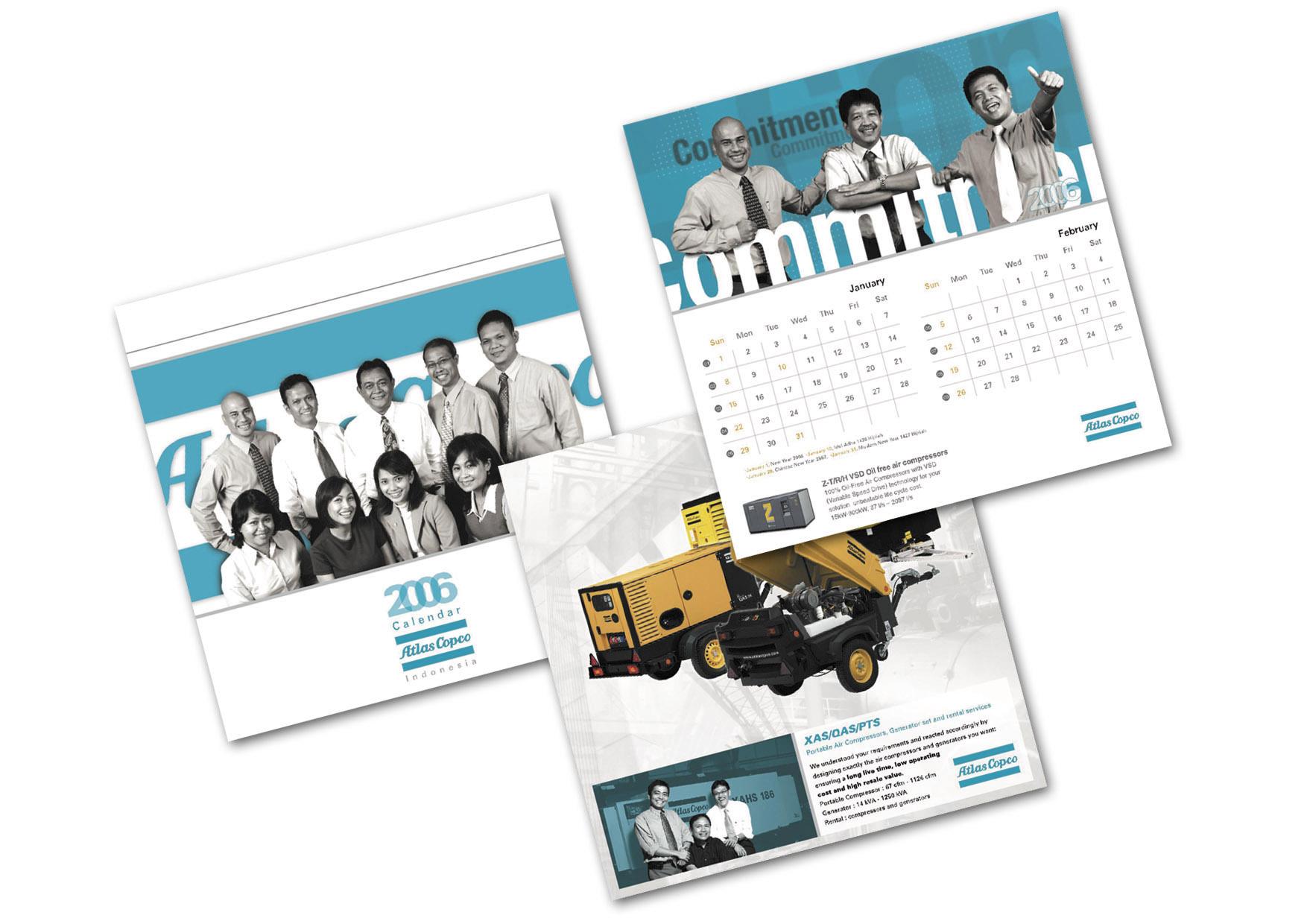 Corporate Calendar Design : Corporate design branding by leo nara at coroflot