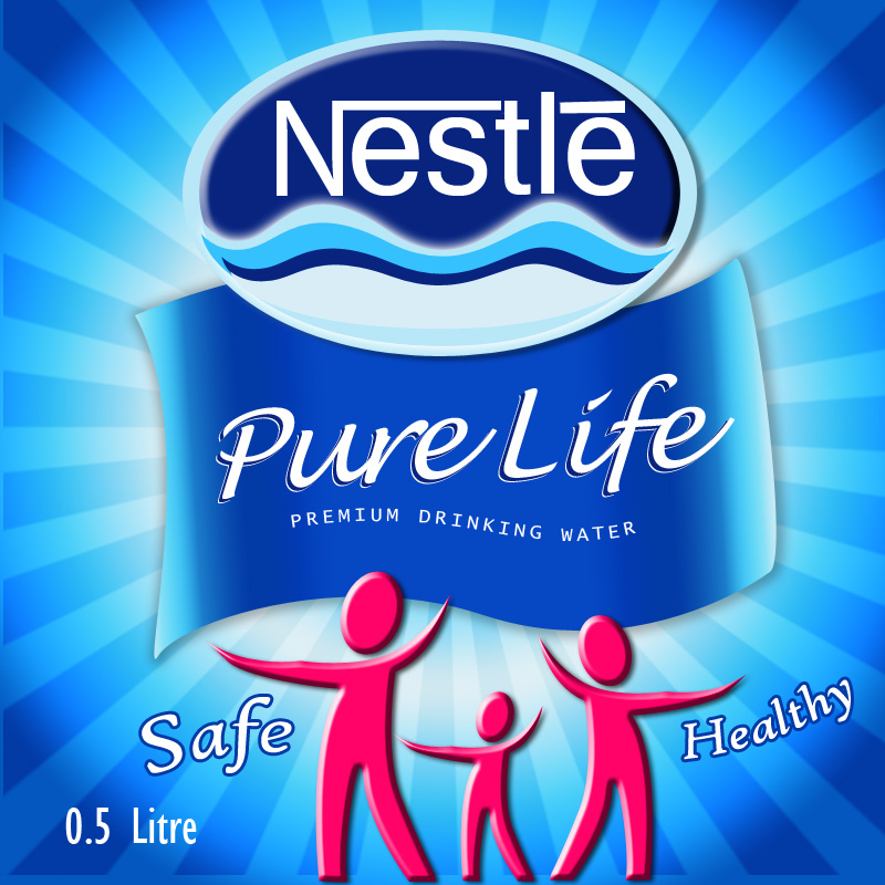 Nestle Water Logo – images free download