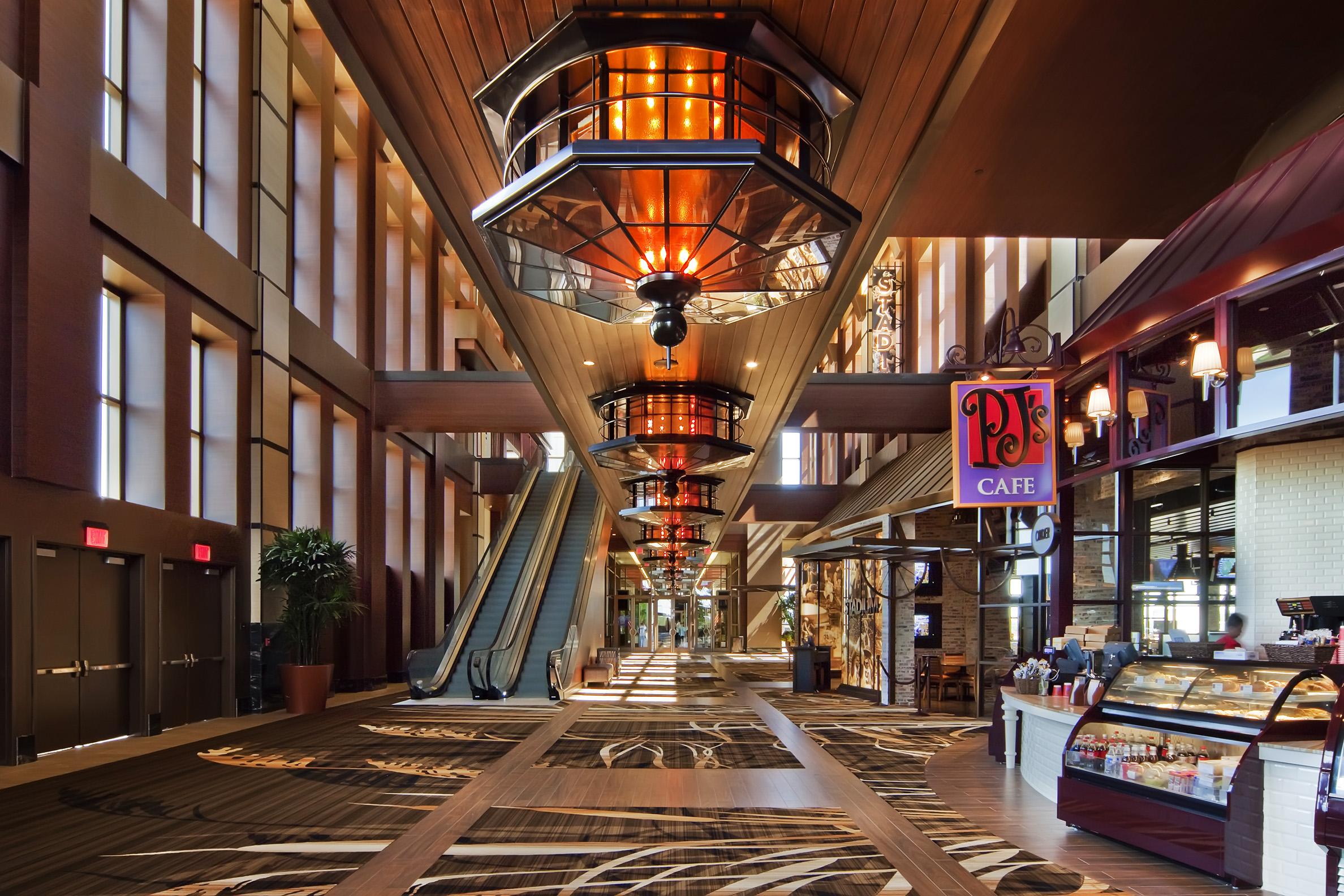 baton rouge casino events