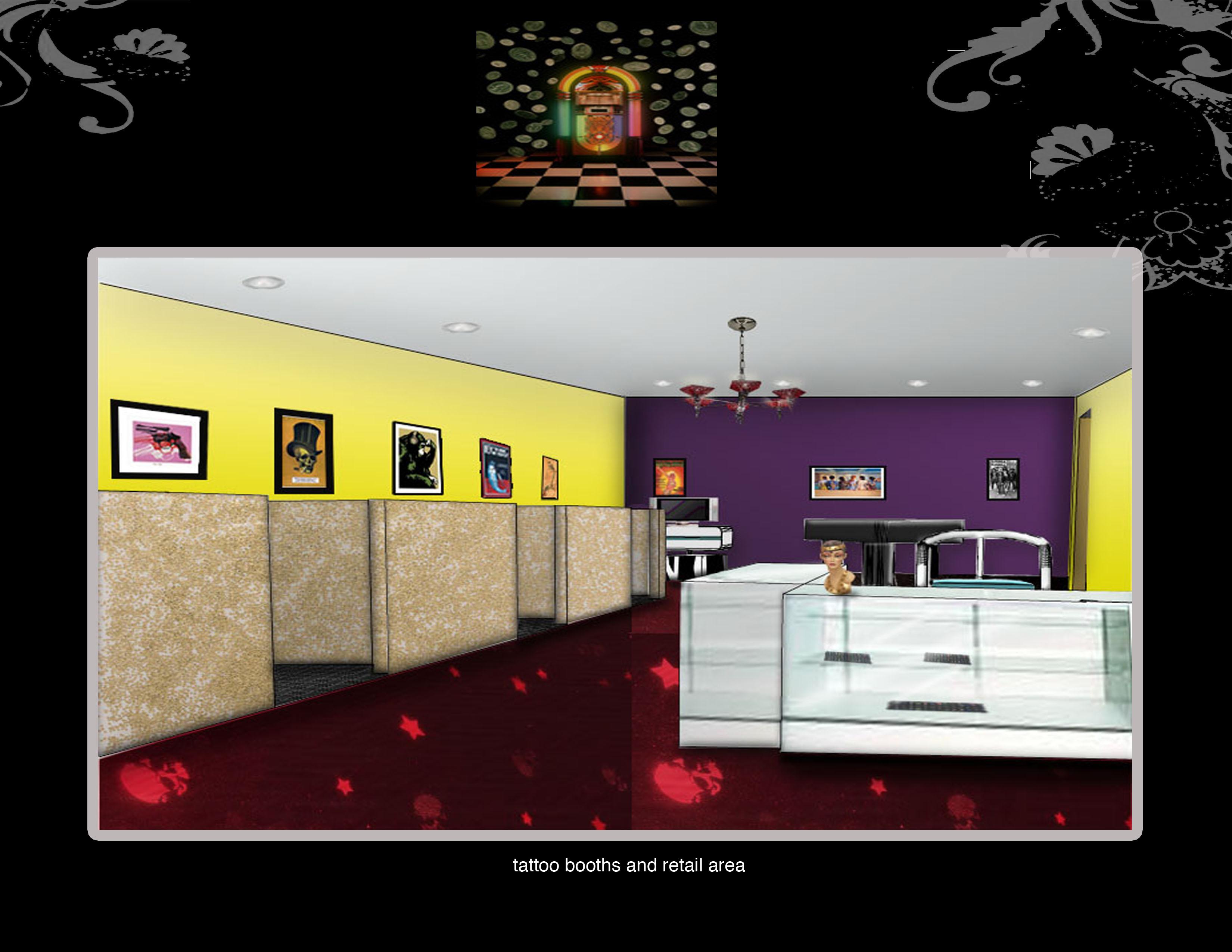 tattoo shop floor plan joy studio design gallery best