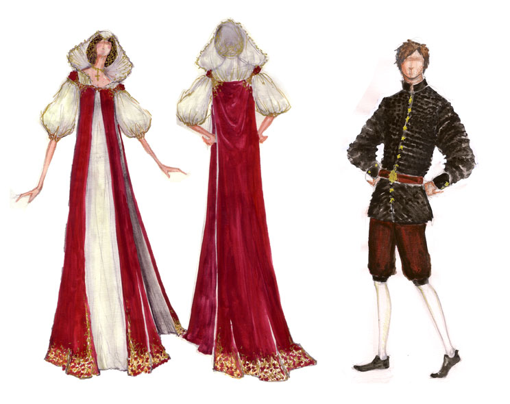 romeo and juliet of elizabethan era Clothing in elizabethan england from the elizabethan people by henry thew stephenson: romeo and juliet essays and study guide.
