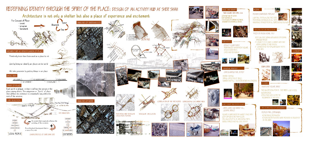 best architectural thesis sheets