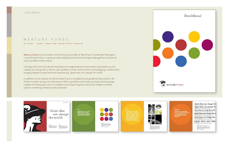 Mercury Funds: In print