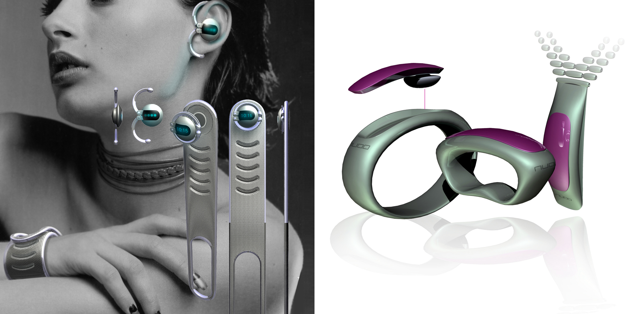 Jewelry Concepts And Technology Techno-jewelry Concepts