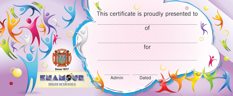 Free Printable Award Certificates   Hoover Web Design