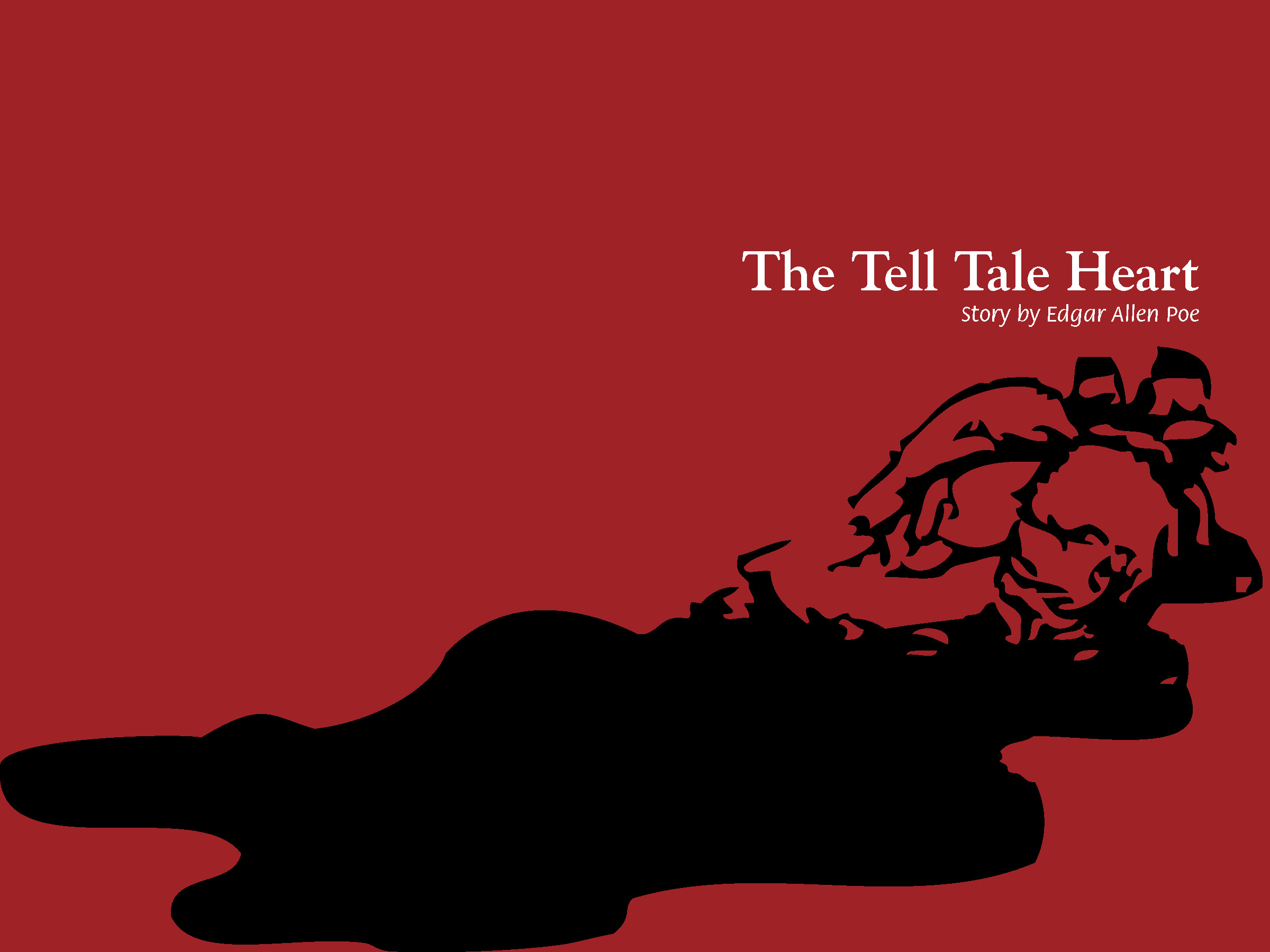 Essay on the tell tale heart