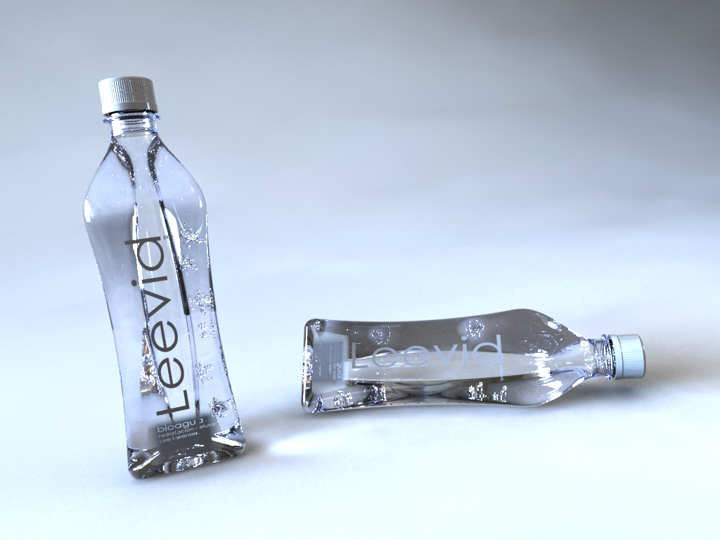 water bottle design by andres alvarez rios at. Black Bedroom Furniture Sets. Home Design Ideas