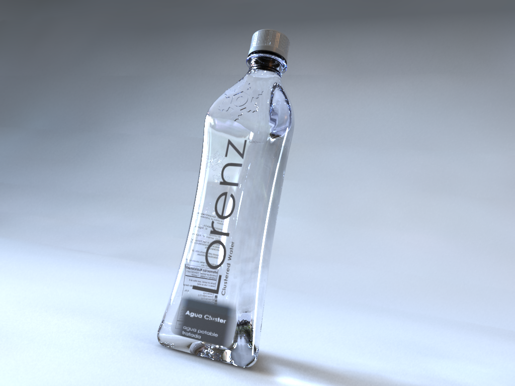 water bottle design by andres alvarez rios at