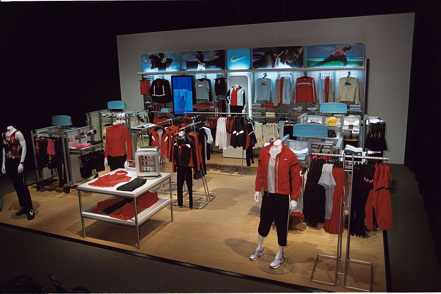 Target's athletic wear line, C9 by Champion, is opening its first stand-alone store in San Francisco, Ca., on Sunday