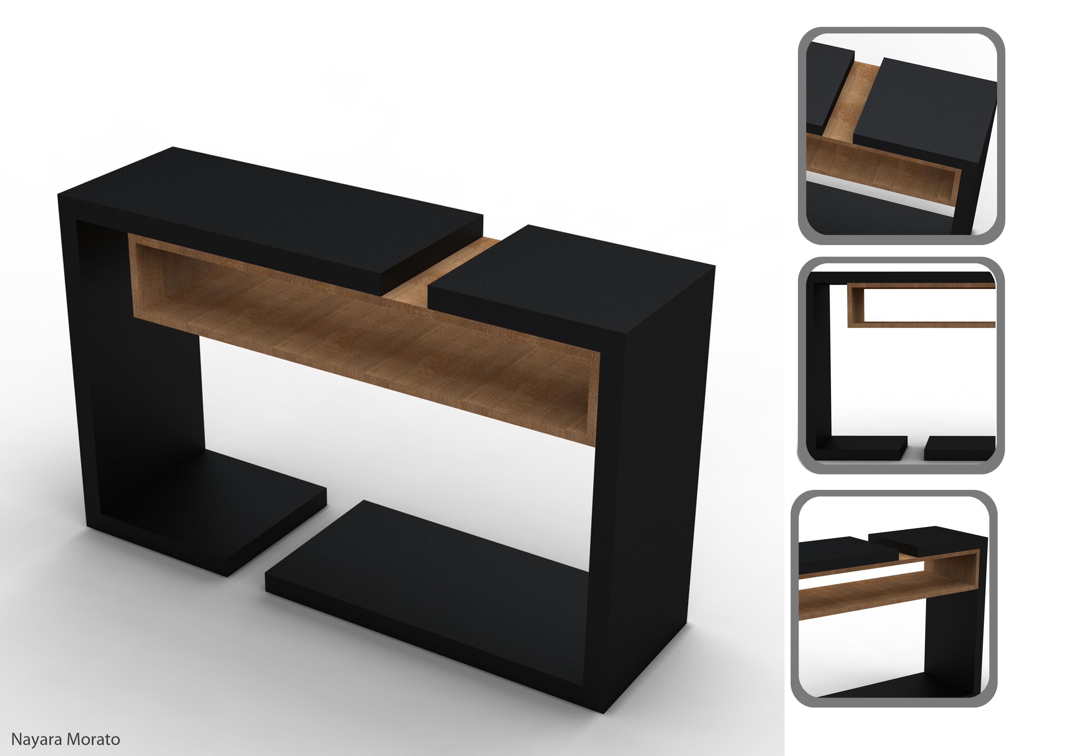 Armario Itatiaia Completo ~ Furniture by Nayara Morato at Coroflot com